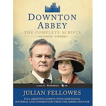 Downton Abbey Script Book Season 3 by Julian Fellowes - 9780062241375