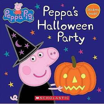 Peppa's Halloween Party (Peppa Pig - 8x8) by Various - Eone - 97805459