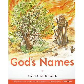 God's Names by Sally Michael - 9781596382190 Book