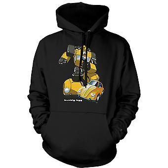 Mens Hoodie - Transformers - Bumblebee - Comic