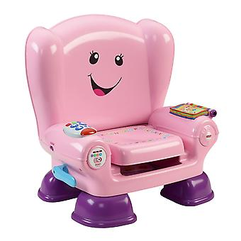 Fisher Price Laugh - Apprendre Smart Stages Chaise Rose