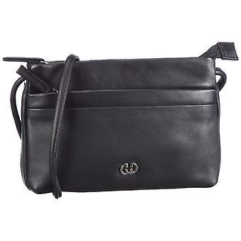 Gerry Weber Piacenza 08/22/21974 Women's shoulder bag 20 x 14 x 4 cm (L x A x P) Black (Schwarz (black 900)) 20x14x4cm (L x x A x P)