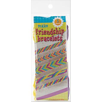 Make Friendship Bracelets Kit Makes 5 46781
