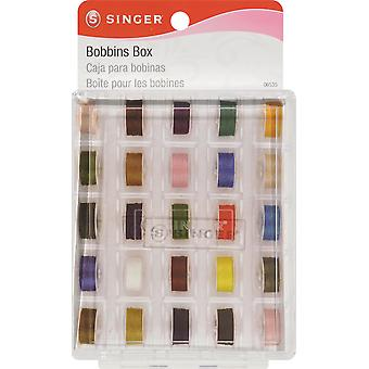 Bobbins Storage Box See Through 6535