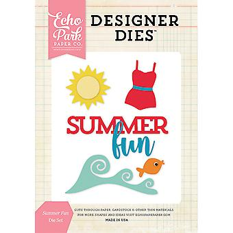 Echo Park Dies-Summer Fun EPDIE416