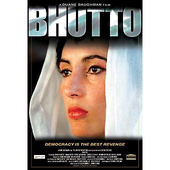 Bhutto Movie Poster Print (27 x 40)