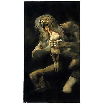 3247  Francisco De Goya Spanish School Poster Print
