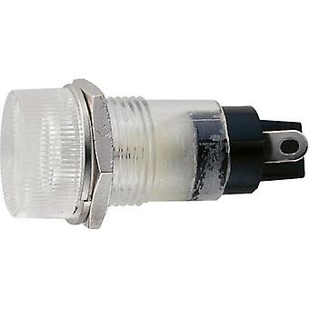 Signal lights 12 Vac Clear Sedeco
