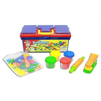 Tachan Plastilina -Box Tools Little Artists