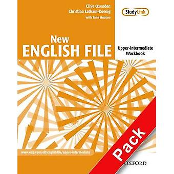 New English File UpperIntermediate Workbook by Clive Oxenden & Christina LathamKoenig