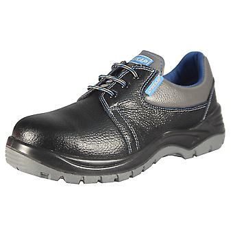 JUPITER 101 - work & safety shoes S1 SRC structure safety shoes leather