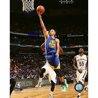 Impression de photos d'Action de Stephen Curry 2016-17