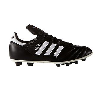 adidas Copa Mundial FG Firm Ground Mens Football Boot Black/ White