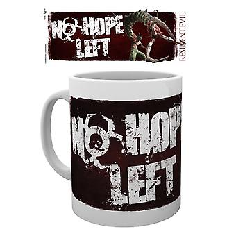 Resident Evil No hoffe Mug