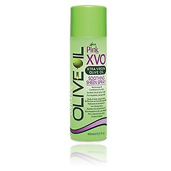 Luster's Products Olio d'oliva Sheen Spray lenitivo XVO 458 Ml