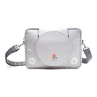 SONY PlayStation 1-konsol Messenger taske grå (MB128818SNY)