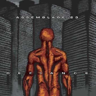 Assemblage 23 - Defiance [CD] USA import