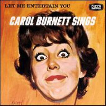 Carol Burnett - Let Me Entertain You/Carol Bur [CD] USA import