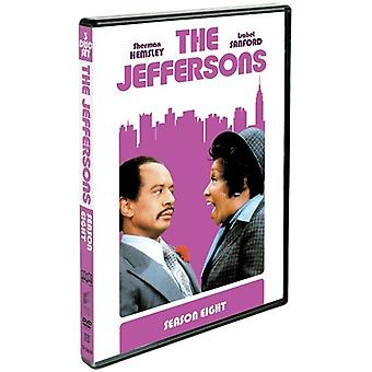 Jeffersons: Season Eight [DVD] USA import
