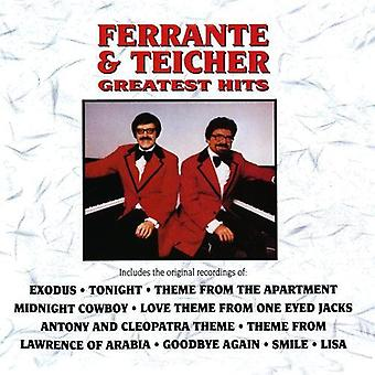 Ferrante & Teicher - Greatest Hits [CD] USA import