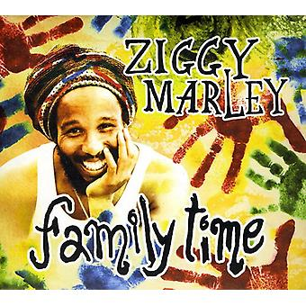 Ziggy Marley - Family Time [CD] USA import