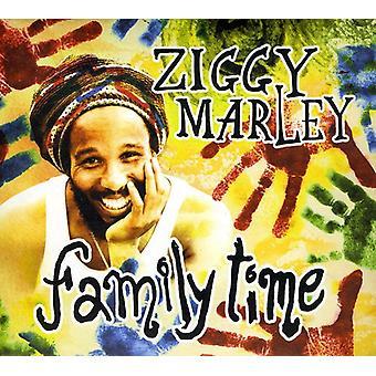 Ziggy Marley - familie tid [CD] USA importerer