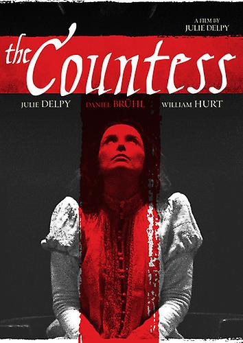 The Countess [DVD] USA import