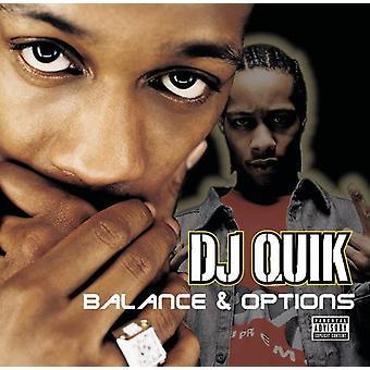 DJ Quik - バランス ・ オプション [CD] USA 輸入