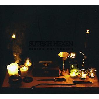 Sutekh Hexen - bag tronen [CD] USA importen