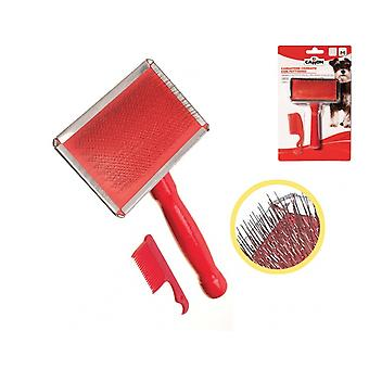 Camon Carda Cromada With Comb Cleaning S (Dogs , Grooming & Wellbeing , Brushes & Combs)