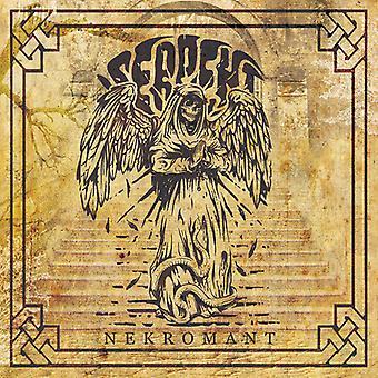 Slangen - Nekromant [CD] USA importerer