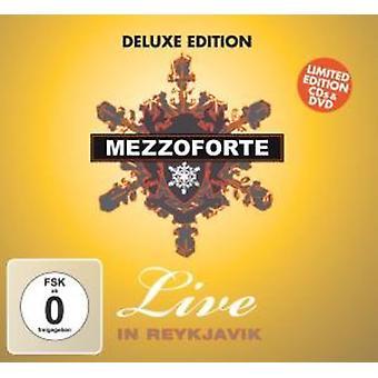 Mezzoforte - bor i Reykjavik [CD] USA import