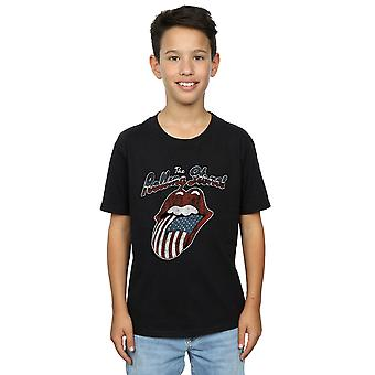 Rolling Stones Boys Tour Of America T-Shirt