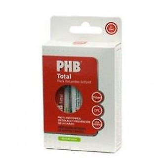 PHB Gingival Toothpaste Travel Pack 3x15ml