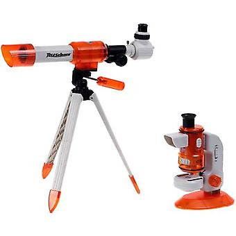Play Go I-Cube Telescope Microscope (Toys , Educative And Creative , Science And Nature)