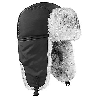 Beechfield Unisex Thermal Winter Sherpa Trapper Hat