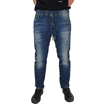 Diesel Narrot-NE 857X Jogg Jeans 0857X Tapered Leg Relaxed Carrot Fit