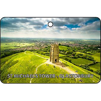 St Michael's Tower - Glastonbury Car Air Freshener