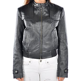Maddie Womens Leather Jacket