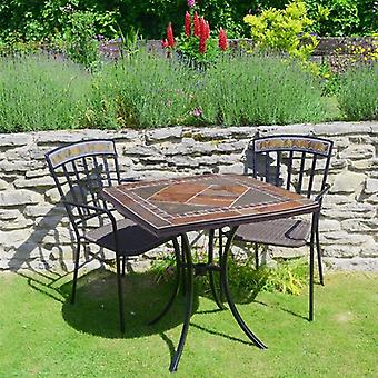 Clandon Square Table with Kingswood Chairs