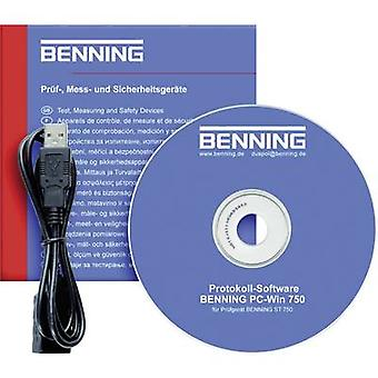 Benning Software PC-Win ST 750 Measurement Compa