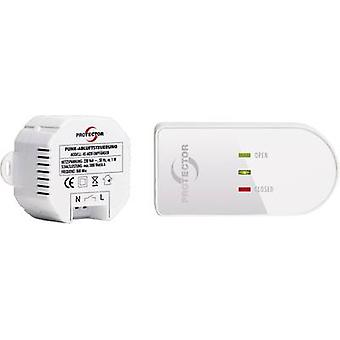 Wireless discharged air control Protector AS 6020 1000 W White,