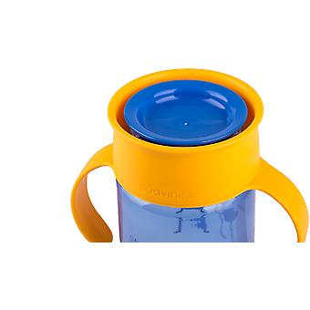 Suavinex Vaso 360 Booo Azul (Childhood , Mealtime , Children's Tableware)