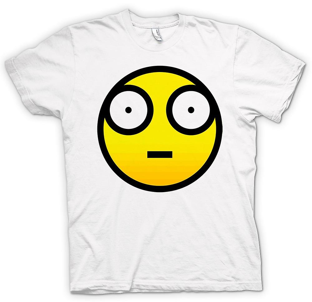 Womens T-shirt - Smiley Face - Cool Design