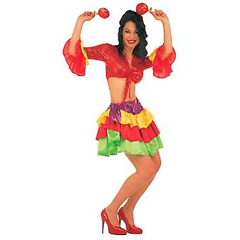 Brasileira Costume