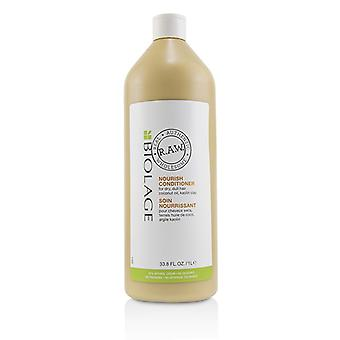 Matrix Biolage R.A.W. Nourish Conditioner (For Dry, Dull Hair) 1000ml/33.8oz