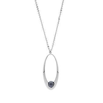 Misaki ladies necklace stainless steel RIVIERA LONGQCRPRIVIERALONG