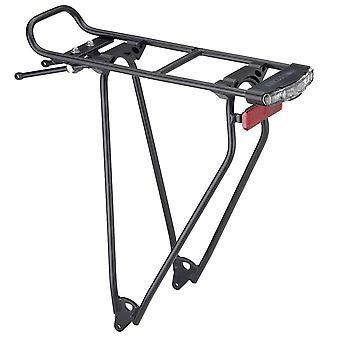 Racktime system rear carrier Standit shine 26″/28″
