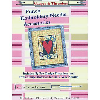 Punch Embroidery Set-