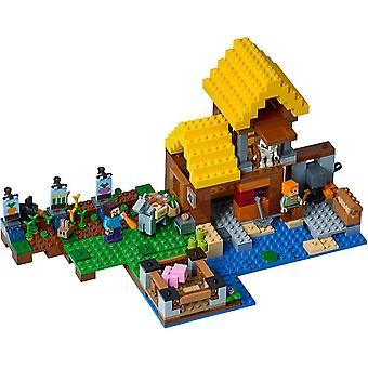 The LEGO 21144 farm cottage